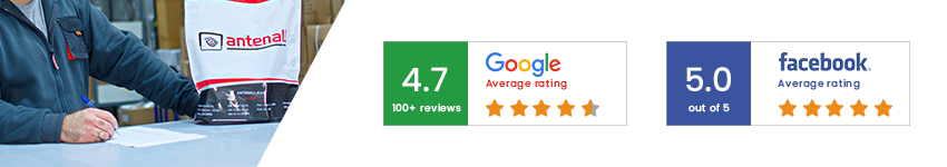 Antenall rating from users